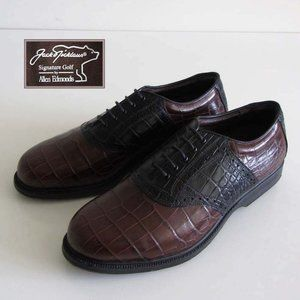new ALLEN EDMONDS JACK NICKLAUS golf shoes 11.5 D